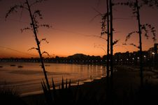 Free Sky, Reflection, Sunset, Water Stock Photos - 132189233