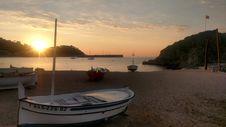 Free Sky, Evening, Boat, Sea Royalty Free Stock Photo - 132189325