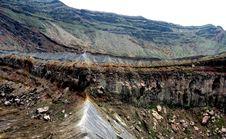Free Mountain Pass, Geological Phenomenon, Mountain, Valley Royalty Free Stock Image - 132189666