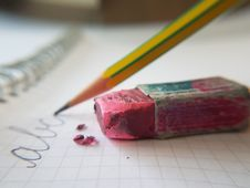 Free Pink, Close Up, Pencil, Macro Photography Royalty Free Stock Photo - 132189705