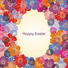 Postcard On Easter