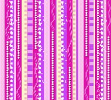 Wallpaper Pattern Design Royalty Free Stock Photo