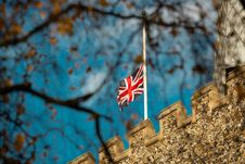 Free Uk Flag Royalty Free Stock Photo - 132219115