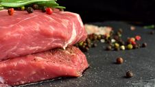 Free Meat, Kobe Beef, Red Meat, Steak Stock Photography - 132273972