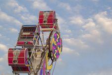 Free Tourist Attraction, Fair, Amusement Park, Ferris Wheel Royalty Free Stock Photography - 132274137