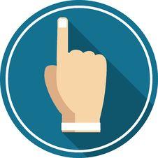 Free Hand, Finger, Thumb, Clip Art Stock Photos - 132274663