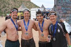 Free Endurance Sports, Triathlon, Barechestedness, Recreation Royalty Free Stock Photography - 132275107