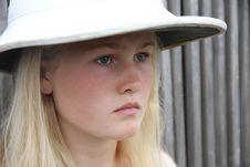 Free Headgear, Hat, Sun Hat, Girl Royalty Free Stock Photo - 132275455