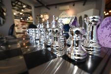 Free Board Game, Games, Chess, Chessboard Stock Photography - 132351432
