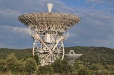 Free Radio Telescope, Technology, Sky, Observation Tower Stock Photo - 132351980