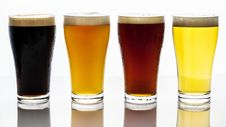 Free Four Assorted Beverages Stock Photography - 132386172