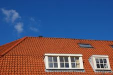 Roof Royalty Free Stock Image