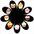 Free Cupcakes Food Treat Stock Photography - 13263612