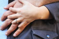 Free Close-Up Photo Of People Holding Hands Stock Image - 132670771