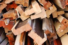 Free Wood On A Construction Site Royalty Free Stock Images - 13273849