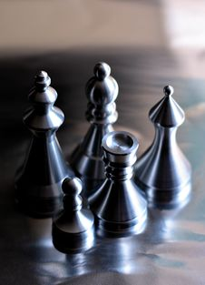 Free Games, Chess, Board Game, Indoor Games And Sports Royalty Free Stock Photos - 132765888