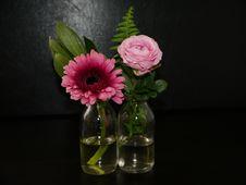 Free Flower, Vase, Flowering Plant, Cut Flowers Stock Image - 132765991
