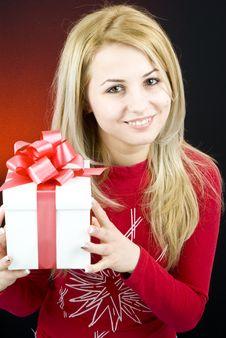 Free Woman Stock Image - 13280821