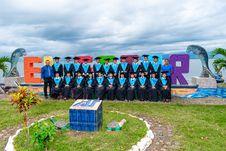 Free Graduates Class Photo Stock Photography - 132859332