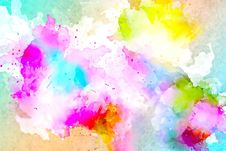 Free Pink, Sky, Watercolor Paint, Yellow Royalty Free Stock Image - 132860886