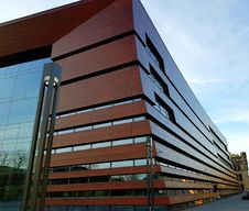 Free Building, Commercial Building, Structure, Corporate Headquarters Stock Photography - 132861212