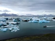 Free Iceberg, Sea Ice, Glacial Lake, Arctic Ocean Royalty Free Stock Photos - 132861378