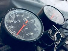 Free Gauge, Motor Vehicle, Tachometer, Speedometer Royalty Free Stock Image - 132861566