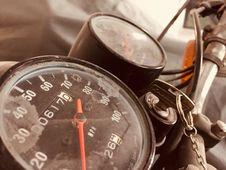 Free Gauge, Measuring Instrument, Speedometer, Tachometer Stock Images - 132861874