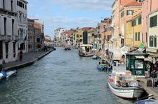 Free Canal, Waterway, Body Of Water, Water Transportation Royalty Free Stock Photos - 132862068