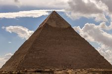 Free Great Pyramid Of Giza Stock Photo - 132945030