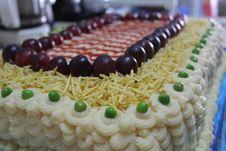 Free Cake, Dessert, Buttercream, Whipped Cream Stock Image - 132949051