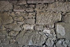 Free Stone Wall, Wall, Rock, Bedrock Stock Images - 132950134