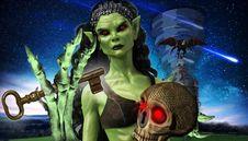 Free Mythical Creature, Mythology, Organism, Cg Artwork Stock Photography - 132950272