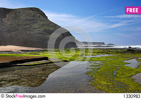 Beautiful beach Stock Photo