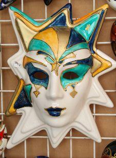 Free Venetian Masks 4 Stock Photos - 1330123