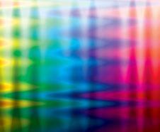 Rainbow Texture Royalty Free Stock Photos