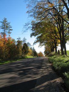 Free Autumn Morning Stock Photos - 1330723
