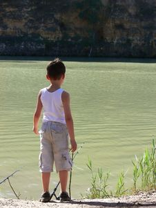 Free Fishing Royalty Free Stock Photography - 1332697