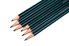 Free Pencils Stock Photography - 1332792