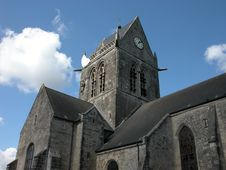 Free Normandy Church Stock Photos - 1333323