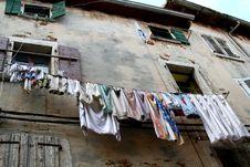 Free Old Adriatic City 6 Stock Photo - 1334500