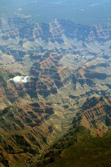 Free Grand Canyon Ridges Royalty Free Stock Photos - 1334608