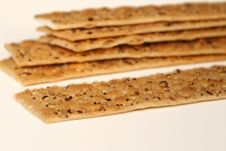 Free Crackers Royalty Free Stock Photography - 1334807