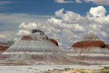 Free Painted Desert Stock Photography - 1335042