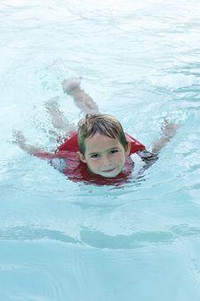 Free Swim Royalty Free Stock Image - 1335176