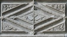 Free Ancient Frame Stone Stock Images - 1335464