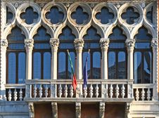 Free Window Of Venice Royalty Free Stock Photos - 1335508