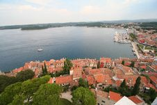 Free Old City. View From Above 4 Royalty Free Stock Images - 1336959