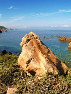 Free Azure Beach Royalty Free Stock Photo - 1338955