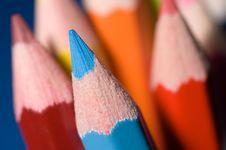 Free Colored Pencils 8 Royalty Free Stock Photography - 1339607